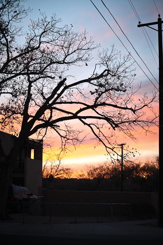 abq sunset-6