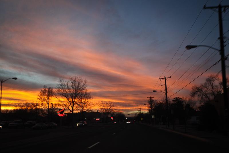 abq sunset-7